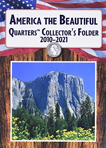 America the Beautiful Quarters™ Collector's Folder 2010-2021: United States Mint