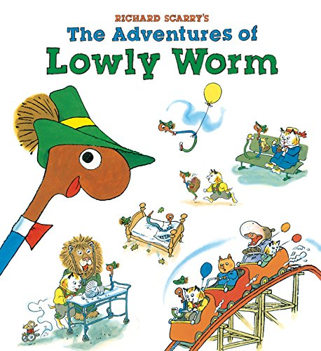 9781402772146: Richard Scarry's The Adventures of Lowly Worm