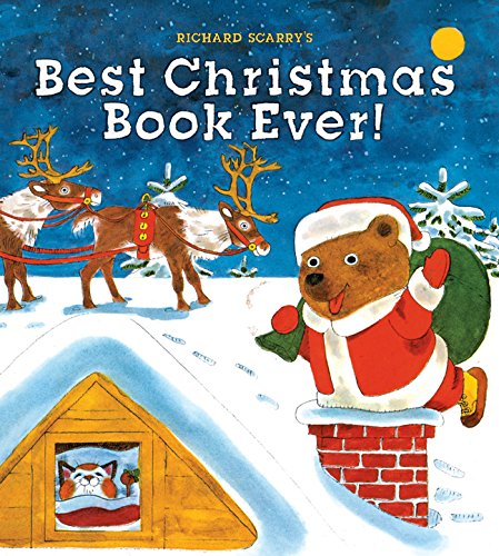 9781402772184: Richard Scarry's Best Christmas Book Ever!