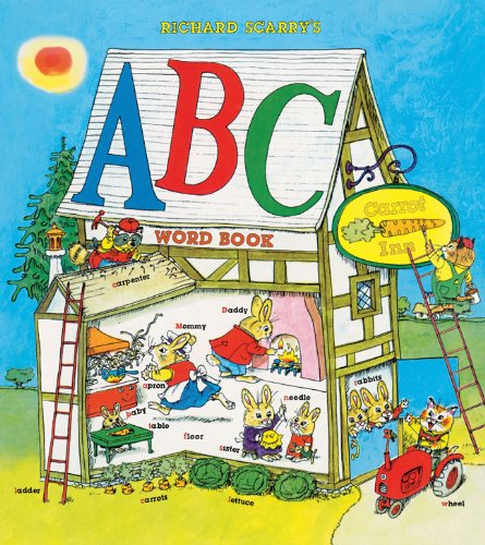 9781402772214: Richard Scarry's ABC Word Book