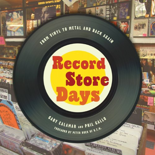 9781402772320: Record Store Days: From Vinyl to Digital and Back Again