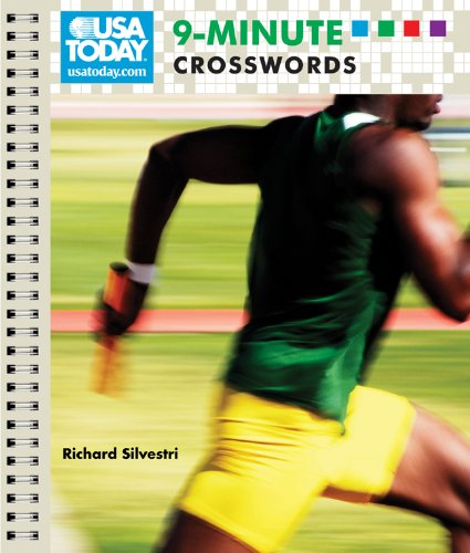 9781402773051: USA TODAY® 9-Minute Crosswords