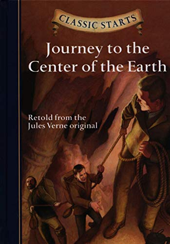 """Classic Startsâ""""¢: Journey to the Center of: Jules Verne"""