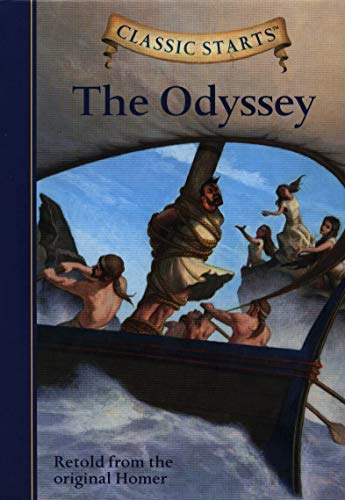 The Odyssey (Classic Starts): Tania Zamorsky