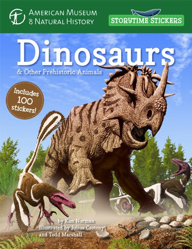 9781402773495: Storytime Stickers: Dinosaurs: & Other Prehistoric Animals