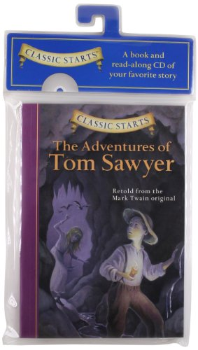 9781402773563: Classic Starts Audio: The Adventures of Tom Sawyer (Classic Starts™ Series)