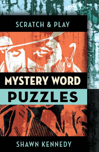Scratch & Play Mystery Word Puzzles: Shawn Kennedy