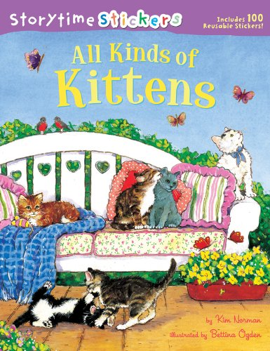 9781402774645: Storytime Stickers: All Kinds of Kittens