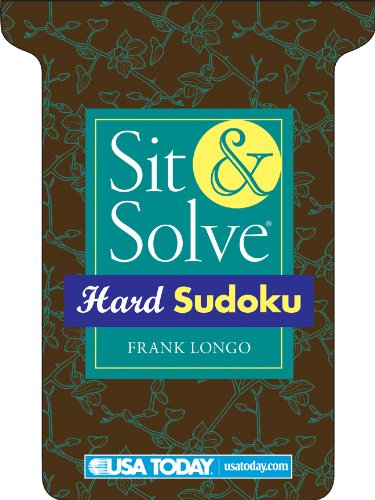 9781402775277: USA TODAY® Sit & Solve® Hard Sudoku (Sit & Solve® Series)