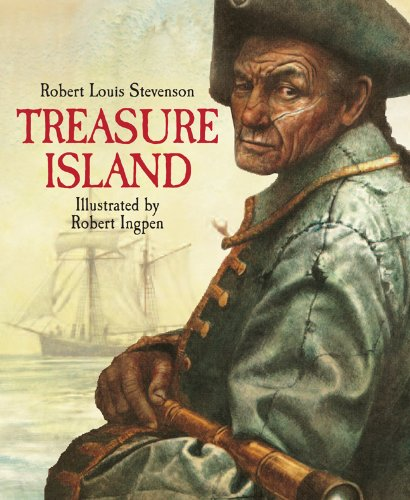 Treasure Island (Sterling Illustrated Classics): Stevenson, Robert Louis