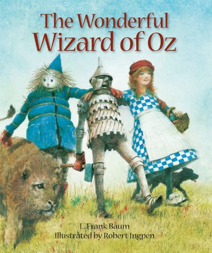 9781402775468: The Wonderful Wizard of Oz (Sterling Illustrated Classics)