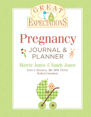 Pregnancy Journal & Planner: Marcie Jones &