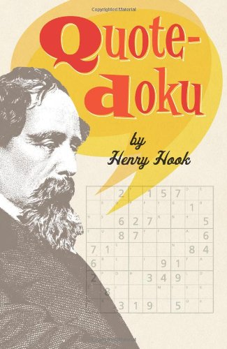 Quote-doku (9781402777202) by Henry Hook