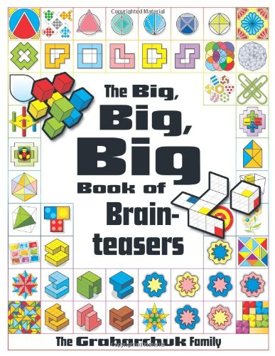 9781402777288: The Big, Big, Big Book of Brainteasers