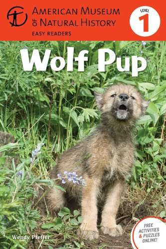 9781402777851: Wolf Pup: (Level 1) (Amer Museum of Nat History Easy Readers)