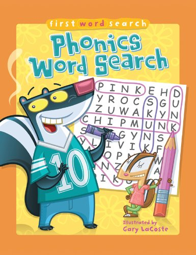 9781402778018: First Word Search: Phonics Word Search