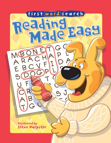9781402778025: First Word Search: Reading Made Easy