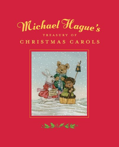 9781402778124: Michael Hague's Treasury of Christmas Carols
