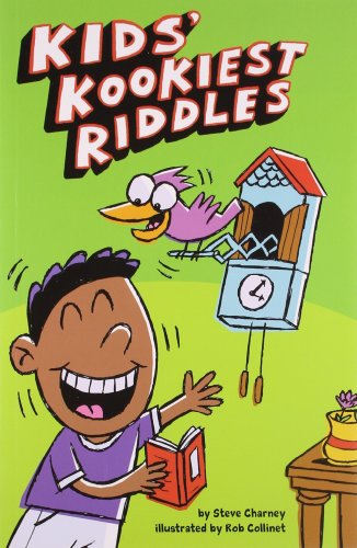 9781402778506: Kids' Kookiest Riddles