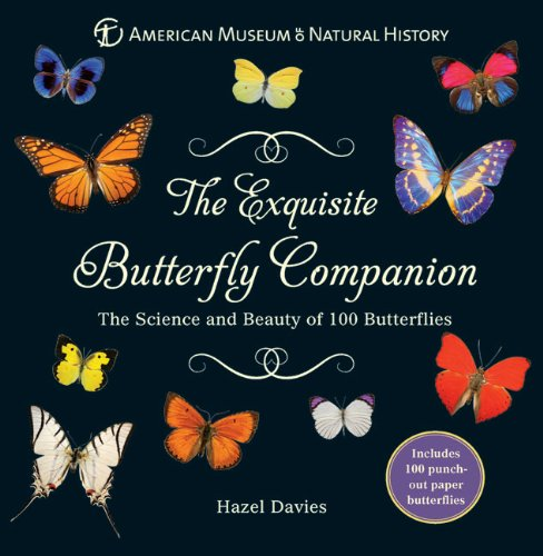 9781402778759: The Exquisite Butterfly Companion: The Science and Beauty of 100 Butterflies
