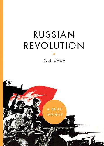 The Russian Revolution (A Brief Insight): Smith, S. A.