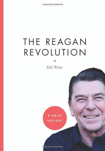 9781402779046: The Reagan Revolution (A Brief Insight)