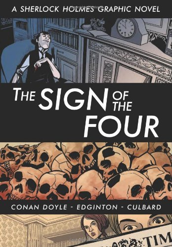 9781402780035: The Sign of the Four (Illustrated Classics): A Sherlock Holmes Graphic Novel