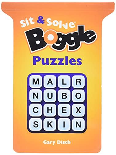 9781402780172: Sit & Solve BOGGLE Puzzles (Sit & Solve Series)
