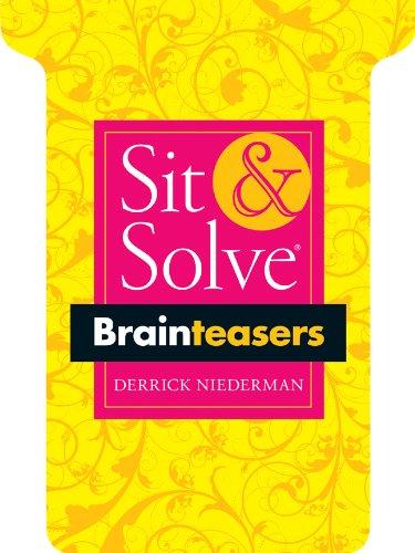 9781402780219: Sit & Solve® Brainteasers (Sit & Solve® Series)