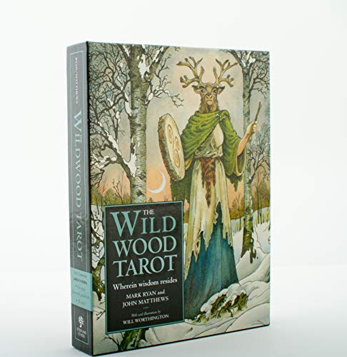 9781402781063: The Wildwood Tarot: Wherein Wisdom Resides