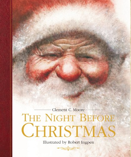 9781402781827: The Night Before Christmas (Sterling Illustrated Classics)