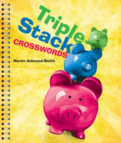 Triple-Stack Crosswords: Ashwood-Smith, Martin