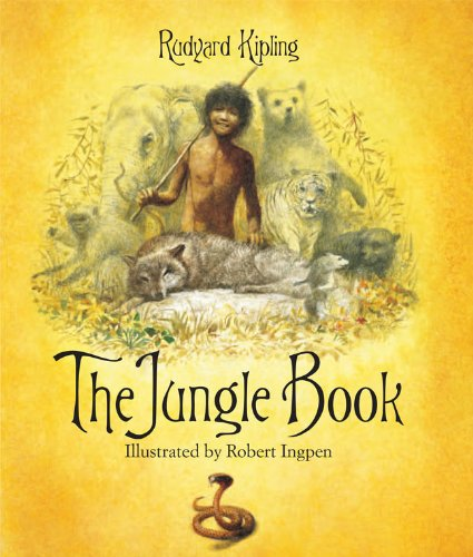 9781402782848: The Jungle Book (Sterling Illustrated Classics)