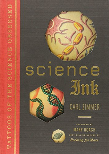 9781402783609: Science Ink: Tattoos of the Science Obsessed