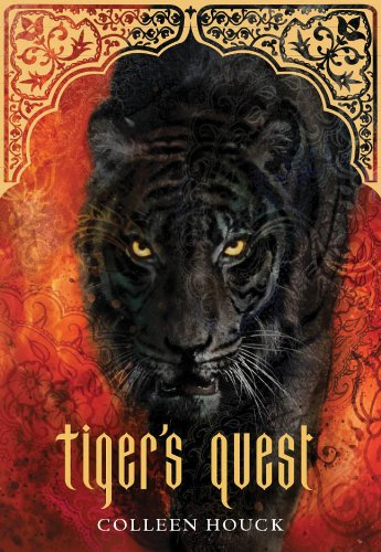 Tiger's Quest (Book 2 in the Tiger's: Houck, Colleen