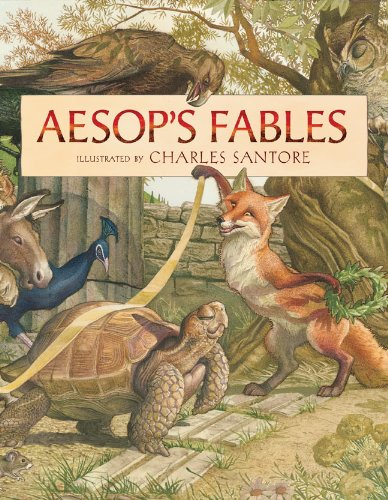 9781402784125: Aesop's Fables