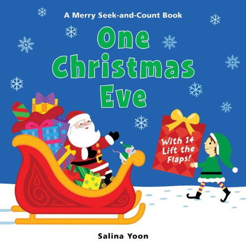 9781402784149: One Christmas Eve (Merry Seek & Count Book)
