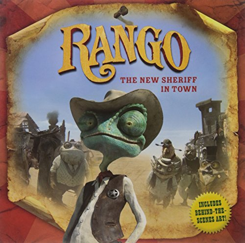 auerbach).rango:the new sheriff in town.(sterling publ.): Auerbach, Annie