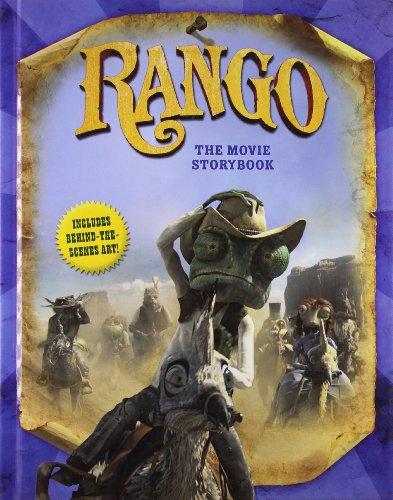 9781402784422: Rango: The Movie Storybook