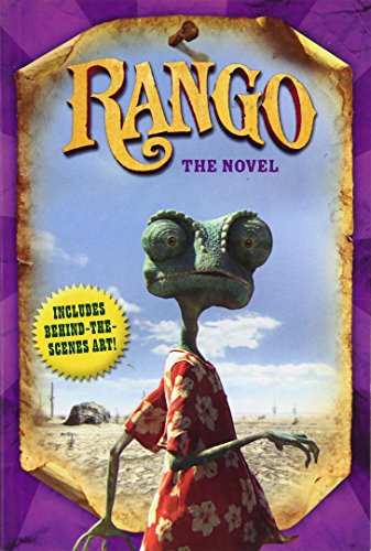 Rango: The Novel (1402784430) by Fontes, Justine; Fontes, Ron