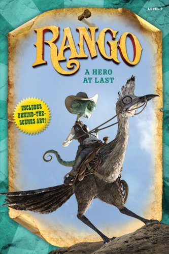 auerbach).rango:a hero at last.(sterling publishing): Auerbach, Annie
