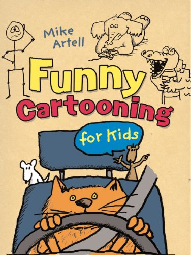 9781402784750: Funny Cartooning for Kids