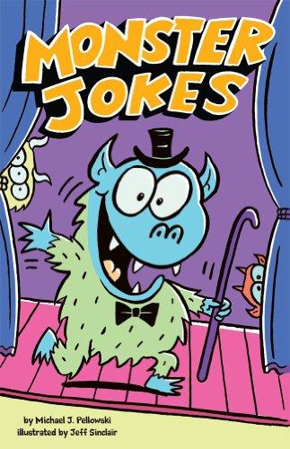 9781402784781: Monster Jokes