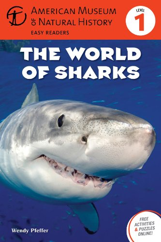 9781402785627: The World of Sharks: (Level 1) (Amer Museum of Nat History Easy Readers)