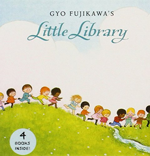 9781402785665: Gyo Fujikawa's Little Library (My Mini Book Collection)