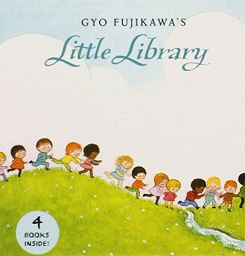 9781402785665: Gyo Fujikawa's Little Library (My Mini Book Collection)