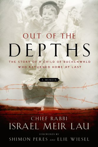 9781402786310: Out of the Depths: The Story of a Child of Buchenwald Who Returned Home at Last