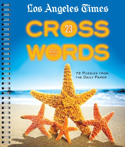 9781402786389: Los Angeles Times Crosswords 23: 72 Puzzles from the Daily Paper