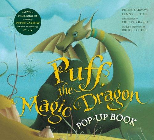 9781402787119: Puff, the Magic Dragon Pop-Up