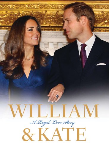 William & Kate: A Royal Love Story: James Clench